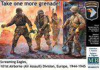 «Держи еще одну гранату!» 101-я воздушно-десантная дивизия, Европа, 1944-45 гг.