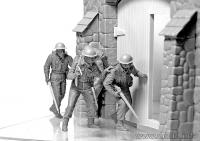 Британская пехота. Западная Европа, 1944-45 гг.