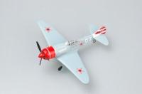 Самолёт Ла-7 белый №93 Долгушин