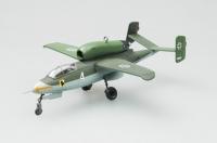 Самолёт He-162A-2, май 1945 г.