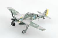 "Самолёт Fw190A-8 ""Bule 4""Commander of 12./JG 5,Bardufoss Airfield,1944"