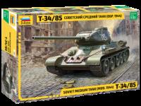 Советский средний танк Т-34/85 обр. 1944 г.