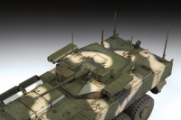 БМП «Бумеранг» с боевым модулем «Эпоха»