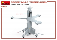 Самолет Focke-Wulf Triebflugel Nachtjager