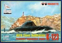 Подводная лодка К-123 (Альфа)