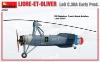 Автожир LIORE-ET-OLIVER LeO C.30A ранний