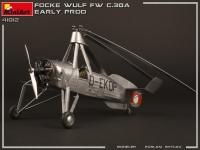 Самолет FW C.30A HEUSCHRECKE ранний