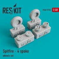 Колеса для Spitfire - 4 spoke