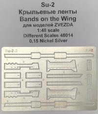 ФТД Су-2 крыльевые ленты