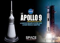 Космический аппарат Apollo 9 Command/Service Module (CSM) w/Launch Escape System and Lunar Module Adapter