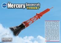 "Космический аппарат Mercury Spacecraft ""Freedom 7"""