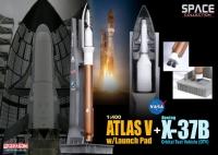 Космический аппарат Atlas V w/Launch Pad + X-37B Orbital Test Vehicle (OTV)