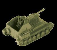 Советская САУ СУ-76М