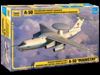 Российский самолет дальнего радиолокационного обнаружения А-50