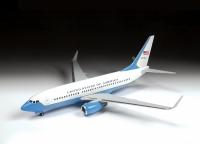 Пассажирский авиалайнер Боинг 737-700