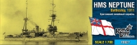 """Британский линейный корабль HMS """"Neptune"""", 1911"""