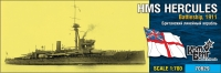 """Британский линейный корабль HMS """"Hercules"""", 1911"""
