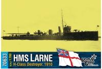 """Английский миноносец HMS """"Larne"""" (H-Class), 1910"""