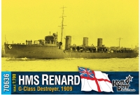 "Английский миноносец HMS ""Renard"" (G-Class), 1909"