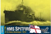 "Английский миноносец HMS ""Spitfire"" (K-Class), 1912"