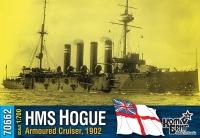 """Броненосный крейсер HMS """"Hogue"""", 1902 г."""