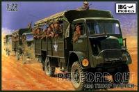 Bedford QLT 4x4 Trop Carrier