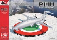 Дальний разведывательный БПЛА P.1HH HammerHead