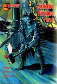 Пираты-зомби. Часть 2