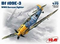 Немецкий истребитель WWII Bf -109 E-3