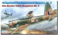 Пикирующий бомбардировщик Вендженс Мк.II