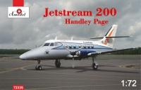 Реактивный пассажирский самолет Jetstream 200