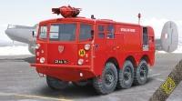 Пожарный автомобиль FV-651 Salamander Mk.6 Crash Tender