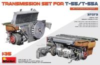 Transmission Set for T-55/T-55A