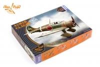 Самолет A5M2b Claude ранний. Expert kit