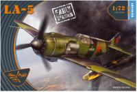 Самолет Ла-5 ранний. Advanced kit