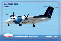 Самолет Dash 8 Q200 SATA (Limited Edition)