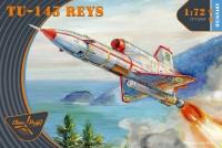 БПЛА разработки ОКБ Туполева тип 143 Рейс