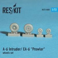 "A-6 Intruder / EA-6 ""Prowler"" Колеса"