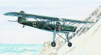 Самолет Fieseler Fi-156 Storch