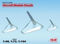 Подставки для моделей самолетов (М 1:48, 1:72, 1:144)