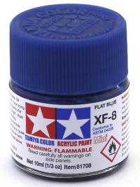 XF-8 Blue