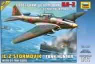 Самолет Ил-2 с пушками НС-37