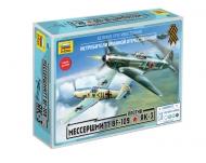 Великие противостояния. Bf-109 против Як-3