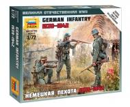 Немецкая пехота 1939-1942 гг.