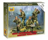 Советские разведчики, 1941-43 годы