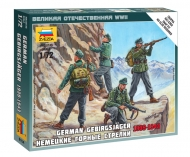 Немецкие горные стрелки