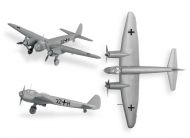 Немецкий бомбардировщик Ju-88A4