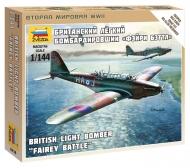 Британский лёгкий бомбардировщик Бэтл