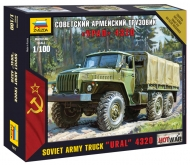 Советский грузовик Урал