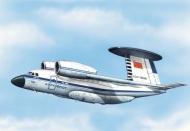 Самолет дальнего обнаружения Ан-71
